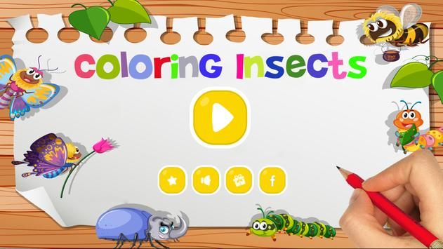 insects coloring mania screenshot 4