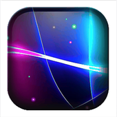 Wallpaper Color rainbow HD icon