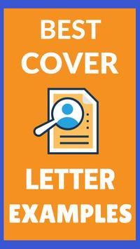 Cover Letter Examples 2018 poster