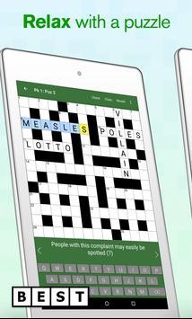 Best Cryptic Crossword screenshot 3