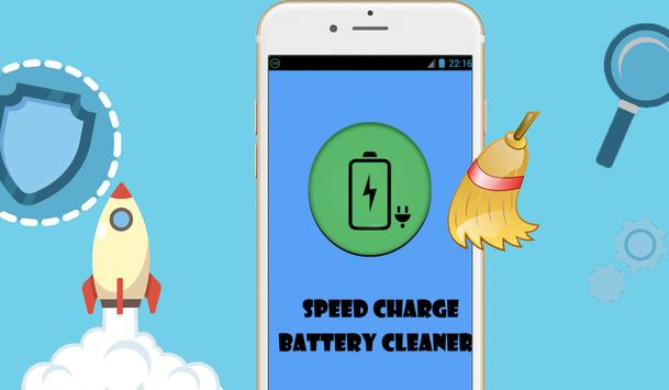 Speed Charge Battery Cleaner screenshot 1