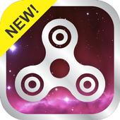 ikon Fidget Spinner - Simulator Space