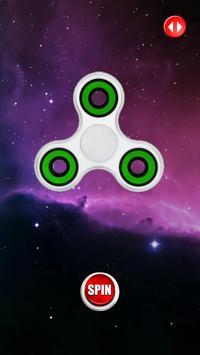 Fidget Spinner - Simulator Space apk screenshot