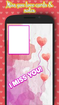 Miss You Greeting Cards&Notes poster