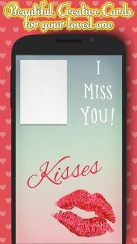 Miss You Greeting Cards&Notes screenshot 1
