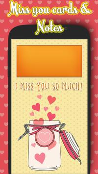 Miss You Greeting Cards&Notes screenshot 3