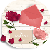 Love Cards & Picture Messages icon