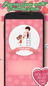 Love Cards & Picture Messages screenshot 4