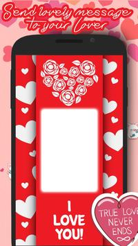 Love Cards & Picture Messages screenshot 1