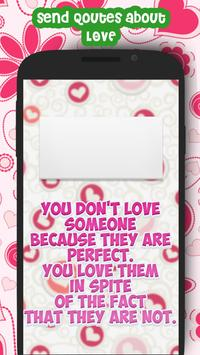 Love Quotes eCards screenshot 1