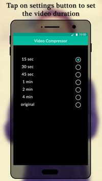 Video Compressor screenshot 2