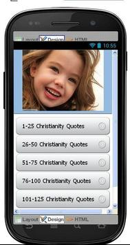 Best Christianity Quotes poster
