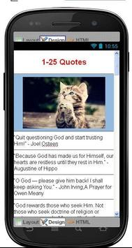 Best Christianity Quotes screenshot 1