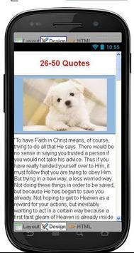 Best Christianity Quotes screenshot 2