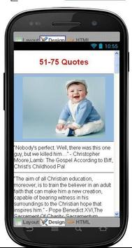 Best Christianity Quotes screenshot 3
