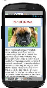 Best Life Lessons Quotes screenshot 4
