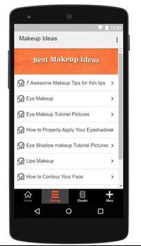 Best Makeup Ideas screenshot 1