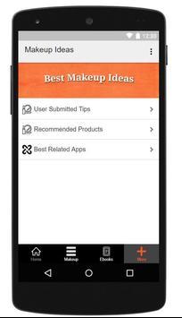 Best Makeup Ideas screenshot 2