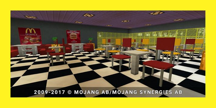 McDonald Mystery Map for MCPE poster