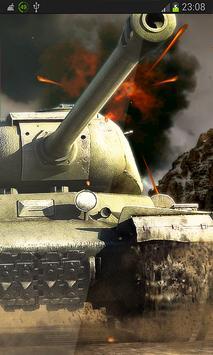 Military Tank 2nd World War poster
