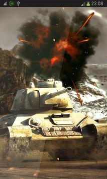 Military Tank 2nd World War screenshot 1