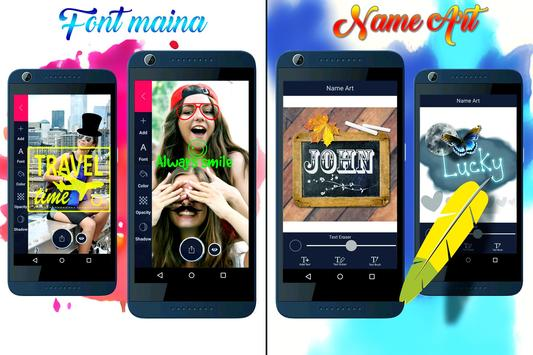 Name Art: Name Editor In Style apk screenshot