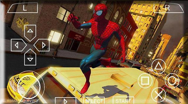 PSP Emulator - Free PPSSPP Gold screenshot 1