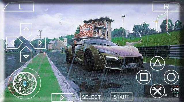 PSP Emulator - Free PPSSPP Gold स्क्रीनशॉट 4