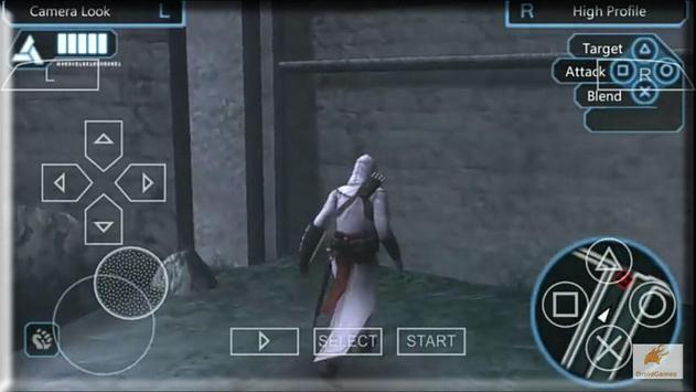 PSP Emulator - Free PPSSPP Gold स्क्रीनशॉट 7