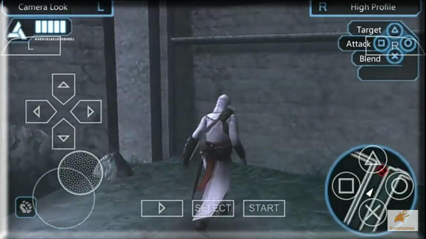 Ppsspp psp emulator | android gamepad games.
