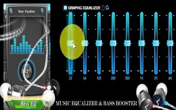 Equalizer, Bass Booster & Volume Booster - EQ screenshot 2