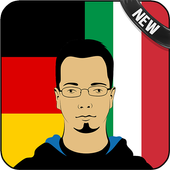German Italian Translator icon