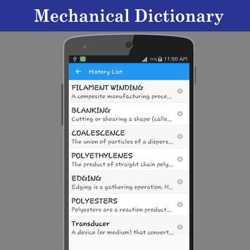Mechanical Dictionary screenshot 16