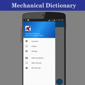 Mechanical Dictionary screenshot 18