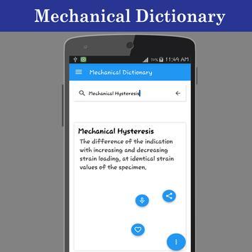 Mechanical Dictionary screenshot 2
