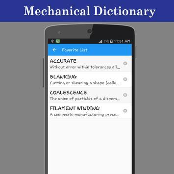 Mechanical Dictionary screenshot 4