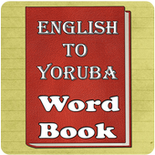 Word book English to Yoruba icon