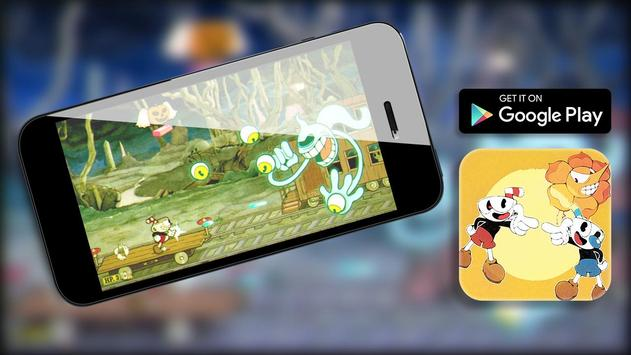 Cuphead story apk screenshot