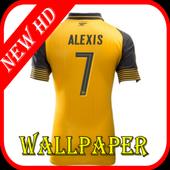 Alexis Sánchez Wallpaper Football Player icon