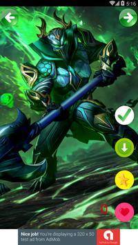 Hero and Avatar HoN Wallpaper HD screenshot 1