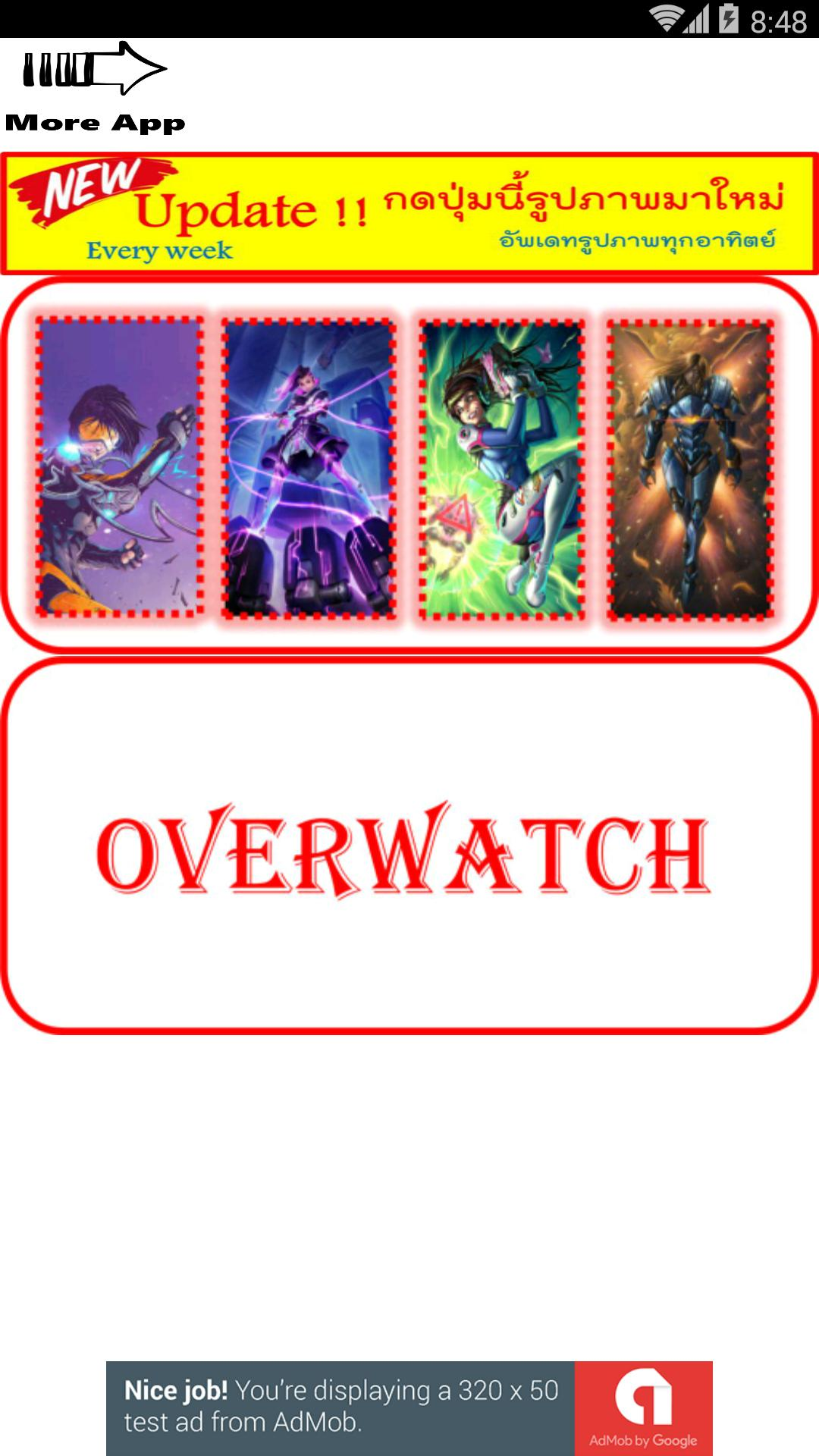Hero Overwatch Wallpaper Hd For Android Apk Download