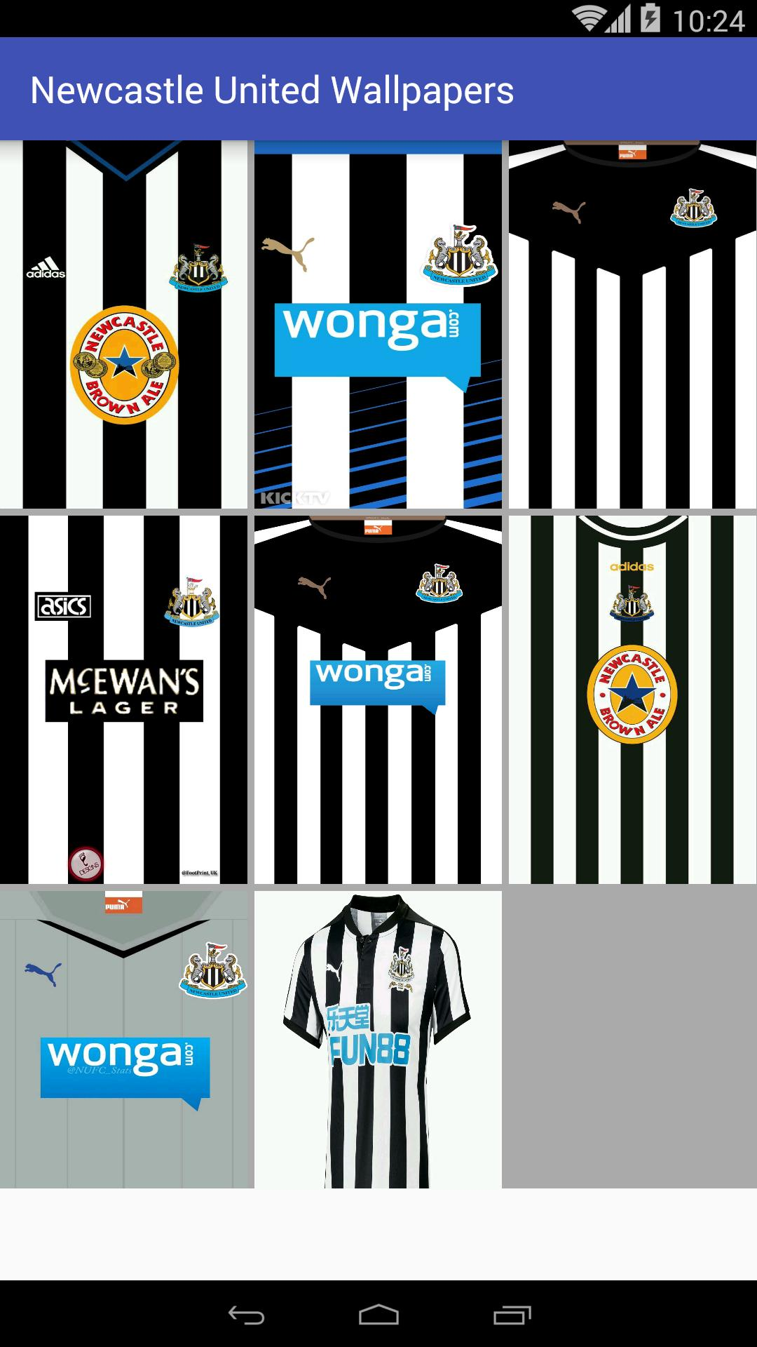 Newcastle United Wallpaper Logo For Android Apk Download
