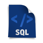 Sql Tutorial Editor icon