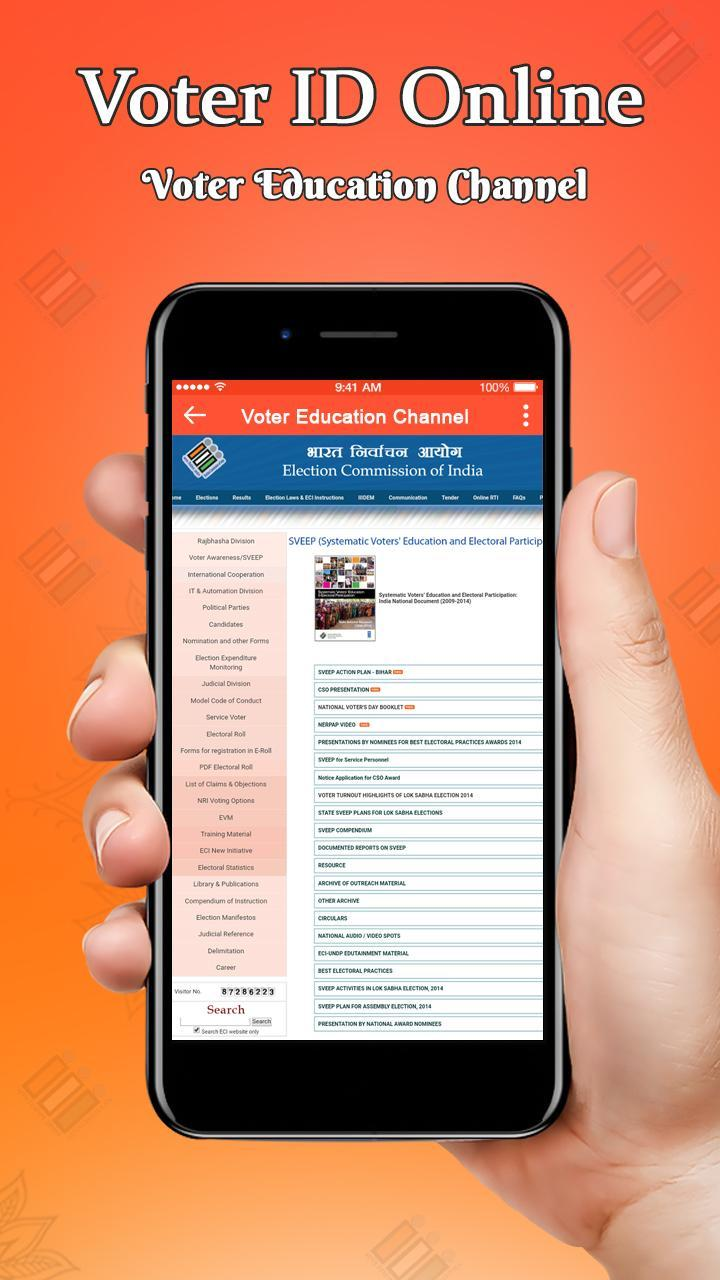 Voter ID Card Online Service for Android - APK Download