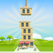 Sky Tower 3D icon