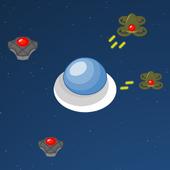 Galaxy Jet Clash icon