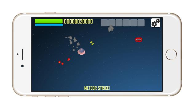 Galaxy Jet Clash screenshot 4