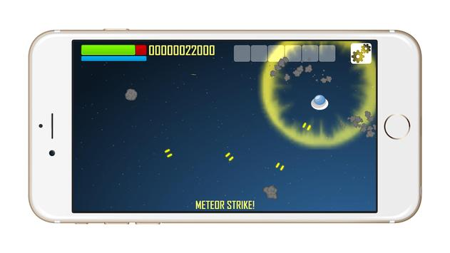 Galaxy Jet Clash screenshot 2