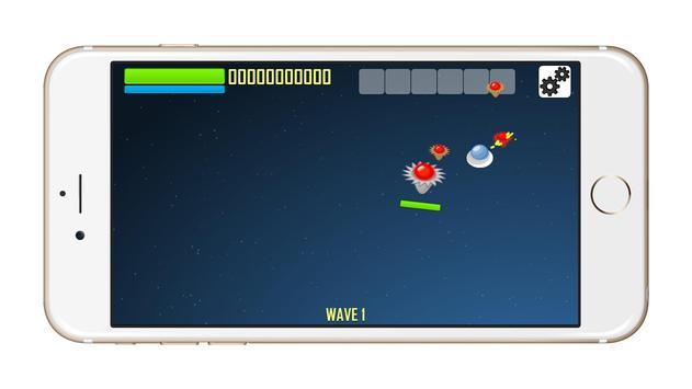 Galaxy Jet Clash screenshot 3