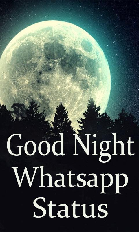 Latest Good Night Whatsapp Status App Video Songs Para